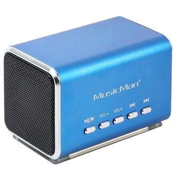 TECHNAXX MusicMan MIDI modrý