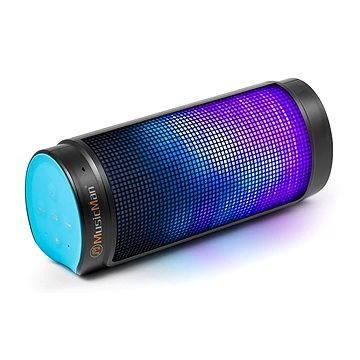 TECHNAXX MusicMan LED Lights BTX-X26 modro-černý