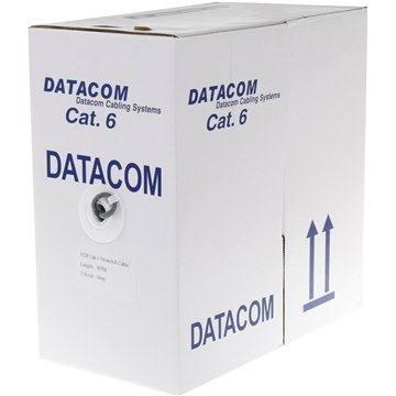 Datacom, licna (lanko), CAT6, UTP, 305m/box