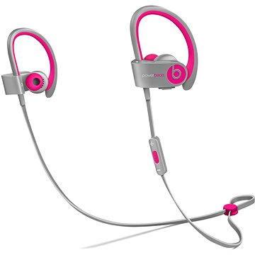 Beats Powerbeats 2 Wireless, růžovo-šedá
