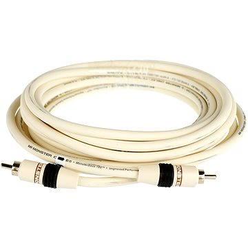MONSTER Subwoofer Cinch kabel 5m
