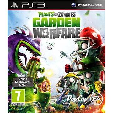 Plants vs Zombies Garden Warfare - PS3