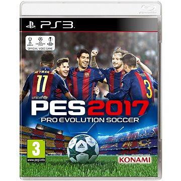 Pro Evolution Soccer 2017 - PS3