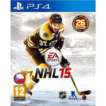 NHL 15 CZ - PS4