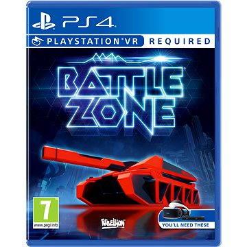 Battlezone - PS4 VR