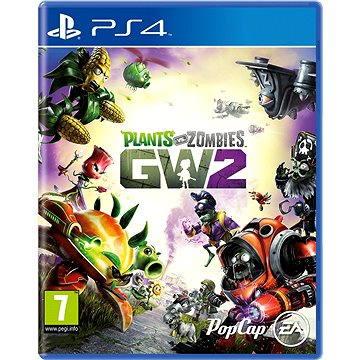 Plants vs Zombie: Garden Warfare 2 - PS4
