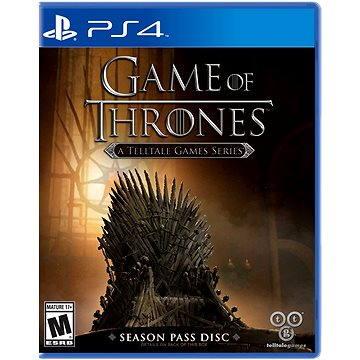 Game of Thrones Telltale + Season Pass - PS3