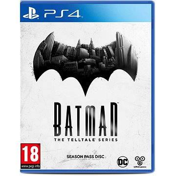Telltale - Batman Game - PS4