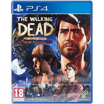 Telltale - Walking Dead Season 3 - PS4
