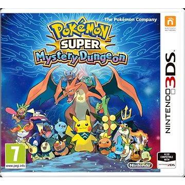 Pokémon Super Mystery Dungeon - Nintendo 3DS