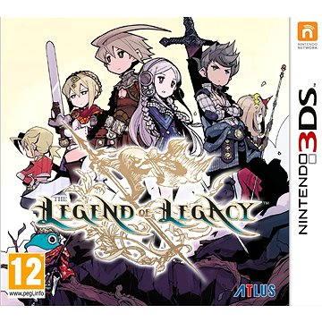 Legend of Legacy - Nintendo 3DS