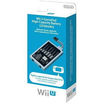 Nintendo Wii U GamePad High-Capacity Battery
