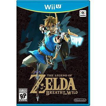 Nintendo Wii U - The Legend of Zelda: Breath of the Wild