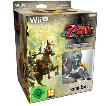 Nintendo Wii U -The Legend of Zelda: Twilight Princess HD + Amiibo + OST
