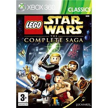 LEGO Star Wars: The Complete Saga - Classics -  Xbox 360