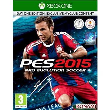 Pro Evolution Soccer 2015 (PES 2015) - Xbox One