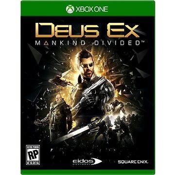 Deus Ex: Mankind Divided D1 Edition - Xbox One