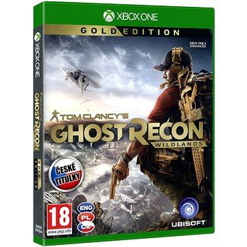 Tom Clancy's Ghost Recon: Wildlands Gold Ed. - Xbox One