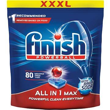 FINISH All-in 1 Max Soda 80 ks