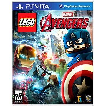 PS Vita - LEGO Marvel Avengers