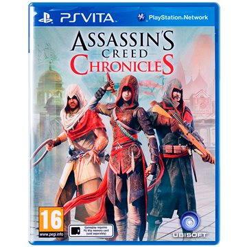 PS Vita - Assassin's Creed Chronicles CZ