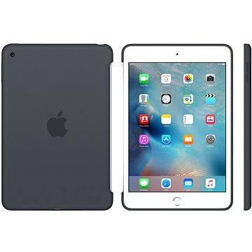 APPLE Silicone Case iPad mini 4 Charcoal Gray