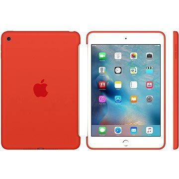 APPLE Silicone Case iPad mini 4 Orange