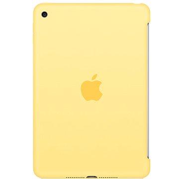 APPLE Silicone Case iPad mini 4 Yellow