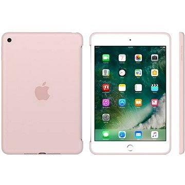 APPLE Silicone Case iPad mini 4 Pink Sand