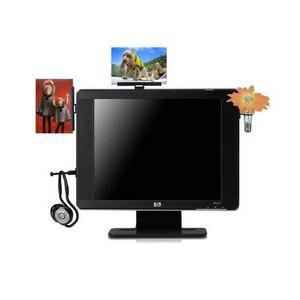 HP Easy clip - sada držáků na LCD HP PAVILION
