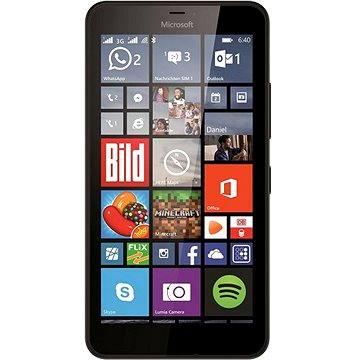 Microsoft Lumia 640 XL černá Dual SIM