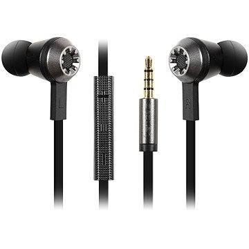 Lenovo 500 Extra-bass In-ear headphone šedá