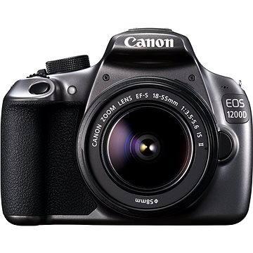 Canon EOS 1200D GREY + EF-S 18-55mm IS II