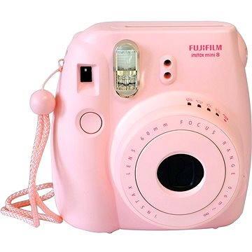 Fujifilm Instax Mini 8 Instant camera růžový