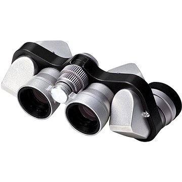 Nikon 6x15M CF stříbrný