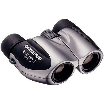 Olympus DPC-I 8x21 stříbrný