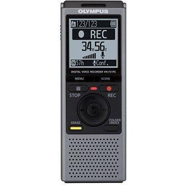 Olympus VN-731PC grey + TP8 Telephone Pickup
