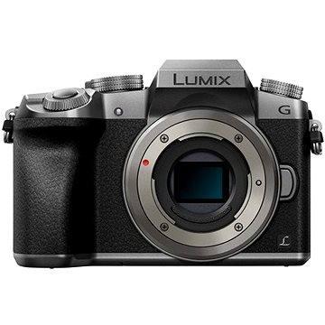 Panasonic LUMIX DMC-G7 stříbrný