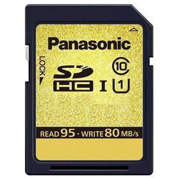 Panasonic SDHC 8GB UHS speed Class I GOLD PRO
