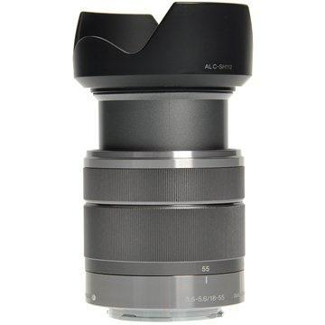 Sony 18-55mm F3.5–5.6