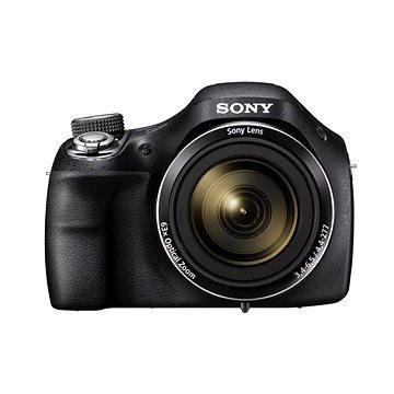 Sony CyberShot DSC-H400 černý