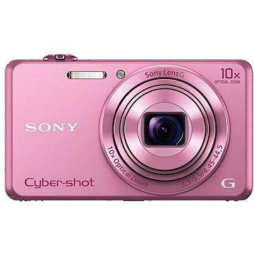 Sony CyberShot DSC-WX220 růžový