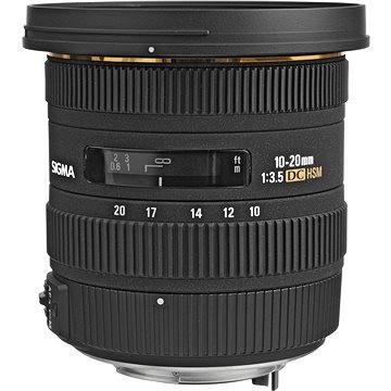 SIGMA 10-20mm F3.5 EX DC HSM Sigma