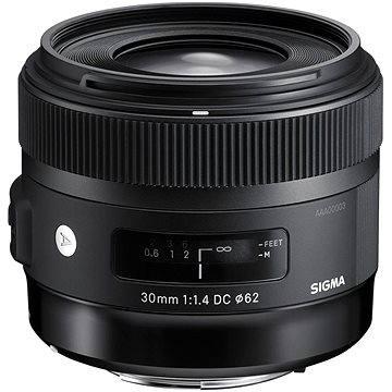 SIGMA 30mm F1.4 DC HSM ART SONY