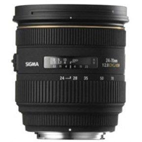 SIGMA 24-70mm F2.8 IF EX DG HSM pro Canon