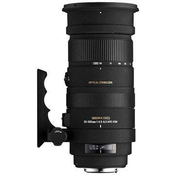 SIGMA 50-500mm F4.5-6.3 APO DG OS HSM pro Canon