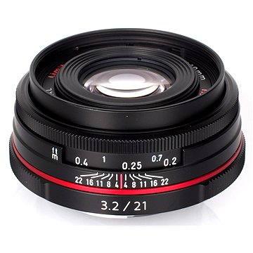 PENTAX HD DA 21mm F3.2 AL LIMITED