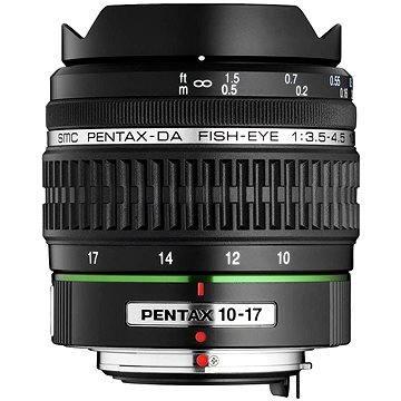 PENTAX smc DA fish-eye 10-17mm F3.5-4.5 ED(IF)