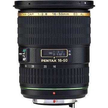 PENTAX smc DA 16-50mm F2.8 ED AL [IF] SDM