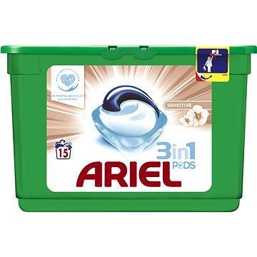 ARIEL Sensitive 15 ks (15 praní)